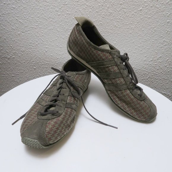 almohada tragedia Sucio  adidas Shoes | Special 62 Houndstooth Sneakers 8 | Poshmark